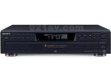 索尼多碟cd播放机 sony cdp-ce375