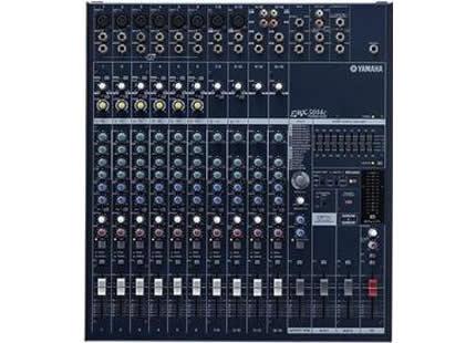 商品汇总 调音台,混音器,前置放大器 yamaha 带功放调音台 yamaha带
